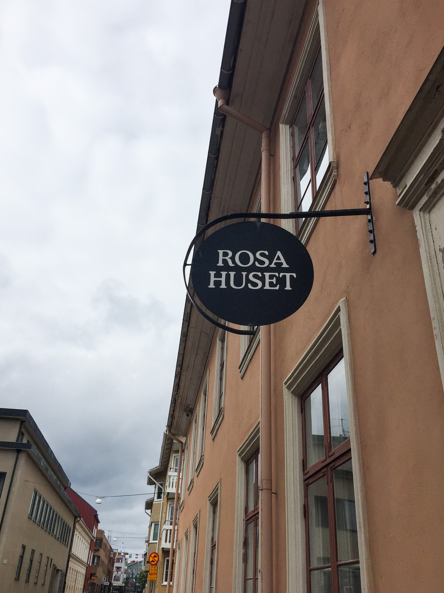 Tiina Petersson exhibition Rosa huset May 2016